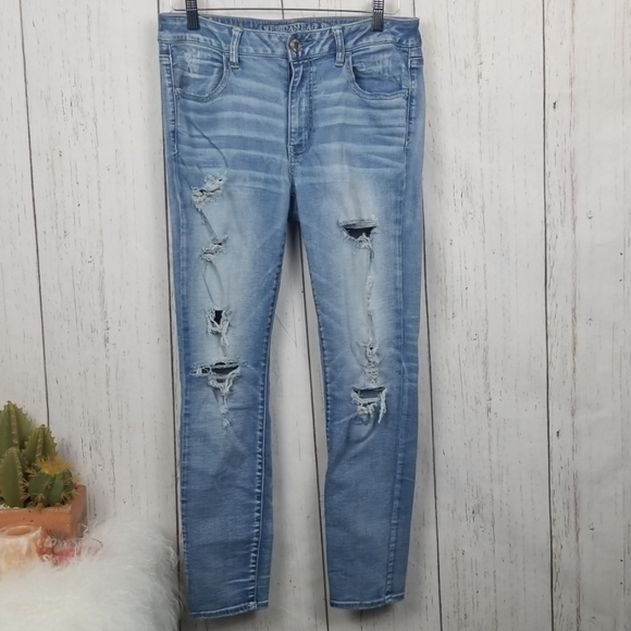 American Eagle Outfitters Denim - American Eagle jegging 12 regular